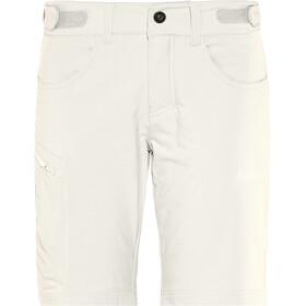 Bergans Torfinnstind Pantaloncini Donna, alu/white